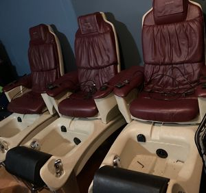 Pedicure chairs for Sale in Norcross, GA