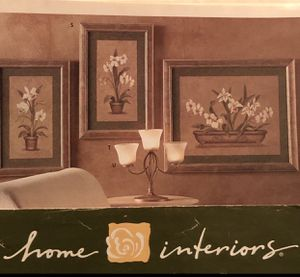 """Home 🏠 interior """" son (3 cuadros para decorar en cual kier parte del hogar 🏠 for Sale in Los Angeles, CA"""