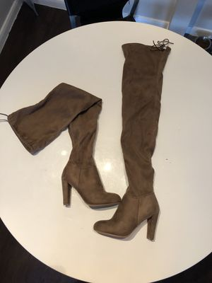 Thigh high boots for Sale in Austin, TX