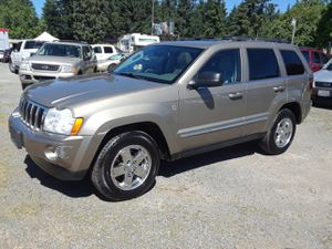 2005 Jeep Grand Cherokee Limited for Sale in Tacoma, WA