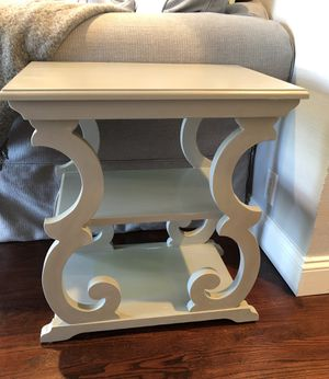 Grey End Table for Sale for Sale in Belmont, CA