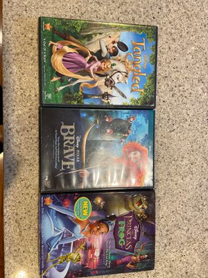 Disney DVDs for Sale in Brier, WA