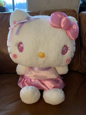 Large Sanrio Hello Kitty Plush (Brand New with Tags) for Sale in Bellevue, WA