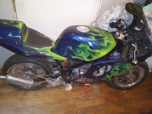Yamaha Ysr bord out to a 80 cc for Sale in Fontana, CA