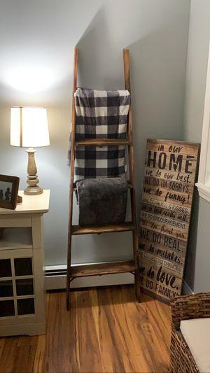 Farmhouse blanket latter for Sale in Meriden, CT