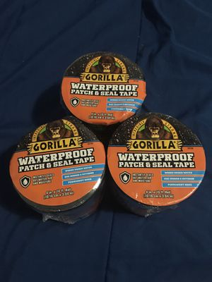 Waterproof patch & seal tape for Sale in Fairfield, OH