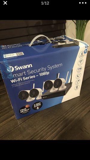 Swann Security System for Sale in San Diego, CA