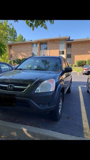 2003 Honda CRV (hablo español) for Sale in OH, US