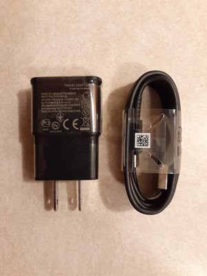 Type-C Charger & Wall Adapter Set New for Sale in Las Vegas, NV