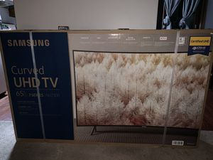 Samsung curved TV for Sale in Savage, MN