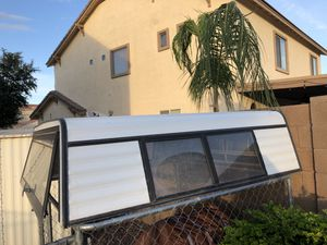 $150.00. Camper shell. Fits 1/2 ton pick up for Sale in Gilbert, AZ