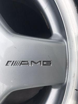 "Mercedes Benz AMG 18"" inch rims wheels tires for Sale in Miami Beach, FL"