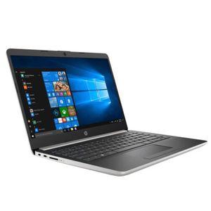 "HP 14-dk0076nr - A4 9125 / 2.3 GHz - Win 10 Home in S mode - 4 GB RAM - 64 GB SSD - 14"" 1366 x 768 (HD) - Radeon R3 - Wi-Fi, Bluetooth - natural silve for Sale in Hialeah, FL"