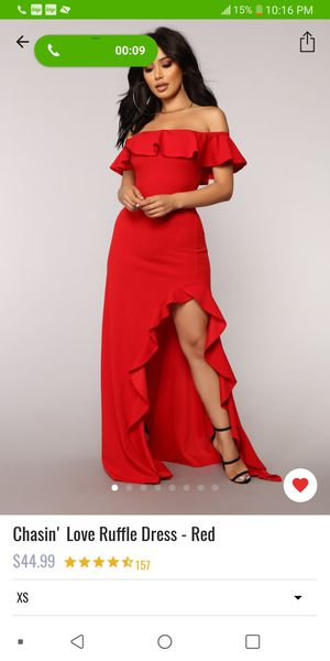 Red dress for sale for Sale in Lexington, KY