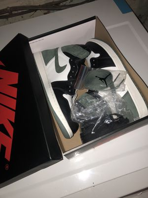 "Air Jordan 1 Retro High OG ""Clay Green"" for Sale in Washington, DC"