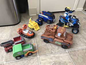 Lot of toys for boy and girl for Sale in Antioch, CA