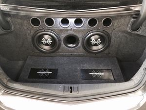 Custom car audio sales and installs for Sale in Chicago, IL