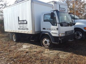 2006FORDCAB F450 BLUE DIAMOND box truck for Sale in Williamstown, NJ