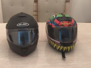 Motorcycle helmets and accessories for Sale in Zephyrhills, FL