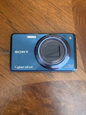 Sony Cyber shot camera, for Sale in Moreno Valley, CA