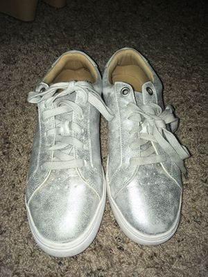 Silver shoes for Sale in Orlando, FL