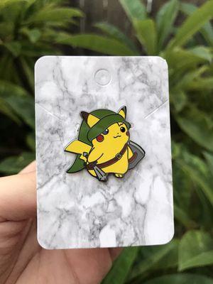 Legend of Zelda Link Pikachu Pokemon Pin for Sale in Los Angeles, CA