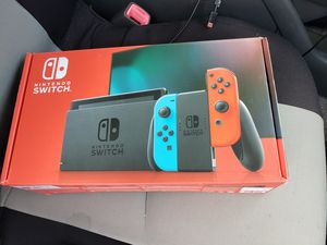 Nintendo switch console V2 for Sale in Hillcrest Heights, MD