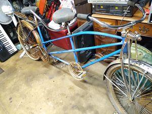 Vintage tandem bike for Sale in Chicago, IL