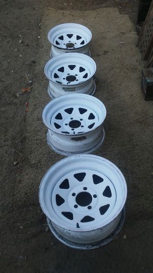 Rims// 15x7 for Toyotas P..ups..82 to 2000 for Sale in Fontana, CA