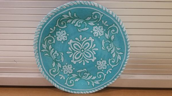 Big plastic plate