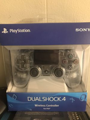 Trade for another NEW ps4 controller (not selling) for Sale in Hemet, CA