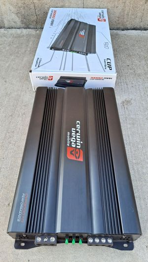3,000 watt Cerwin Vega MonoBlock for Sale in Fresno, CA