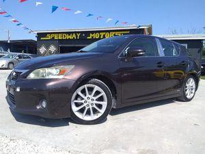 2012 Lexus CT 200h for Sale in San Antonio, TX