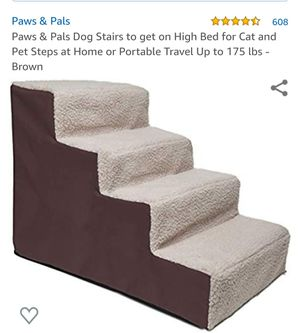 Dog Stairs (4 steps) for Sale in Huntington Beach, CA