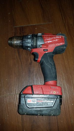 "M18 FUEL 1/2"" Hammer Drill- Bare Tool for Sale in Austin, TX"