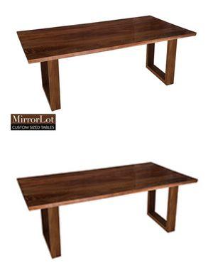 Mahogany Wood Table for Sale in Santa Monica, CA