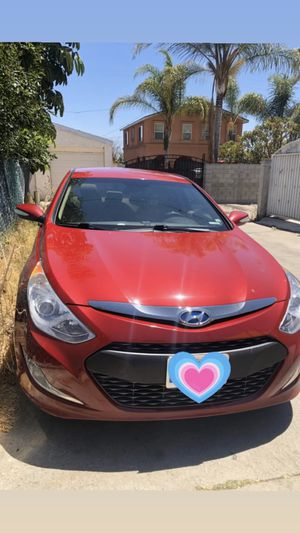 Hyundai Sonata Hybrid for Sale in Los Angeles, CA
