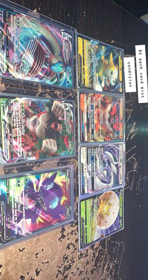 Pokemon cards ( Ultra Rares and more ) for Sale in Deerfield Beach, FL