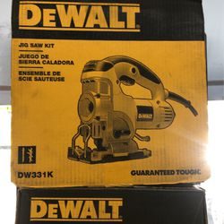 Dewalt Jig Saw Kit! $40 Initial Payment!!! for Sale in Tampa,  FL