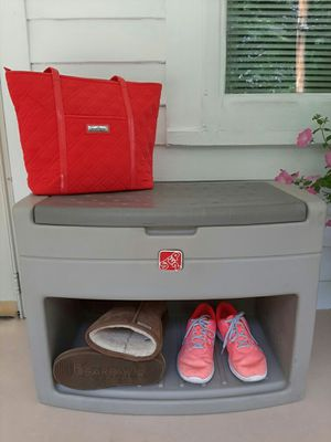 Step2 Shoe, Boot Bench Organizer for Sale in Cuyahoga Falls, OH
