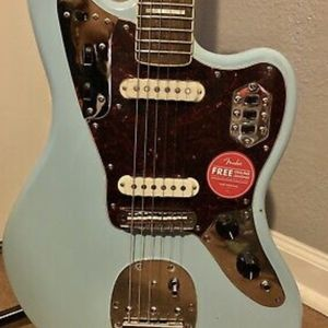 Fender Squier Jaguar Electric Guitar Vintage 70s Series for Sale in Naples, FL