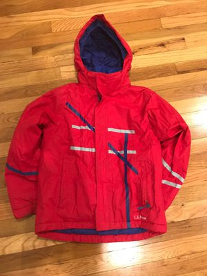 Boys winter very worm jacket LL bean size 10/12 for Sale in Norridge, IL