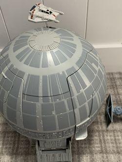 1997 Star Wars Death Star Micro Machine Play Set for Sale in Reston,  VA