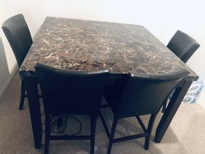 Dining set. for Sale in Pompano Beach, FL