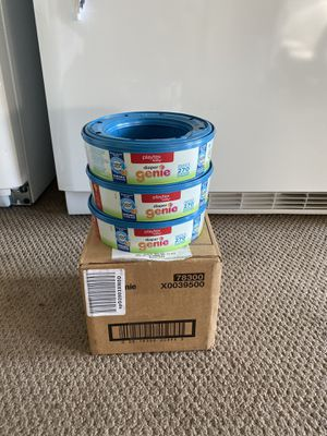 Playtex Diaper Genie Complete with 6 Refills for Sale in San Jose, CA