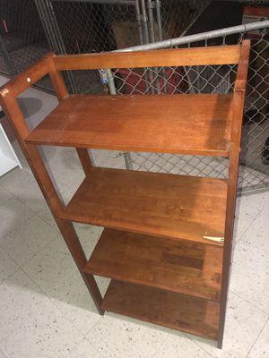 Brown Shelf $25 OBO for Sale in Royal Oak, MI