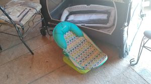 Baby's crib shower chair for Sale in Monahans, TX