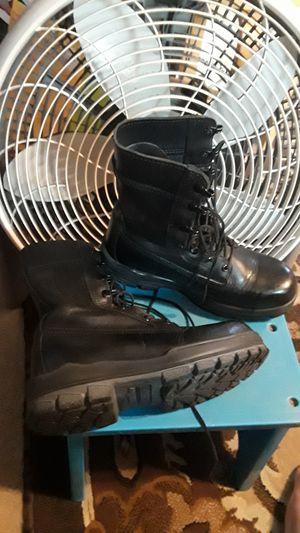 Size 7 W Steel toe Bates work boots for Sale in El Cajon, CA
