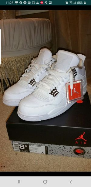 Retro Jordan 4s Pure Money for Sale in Houston, TX