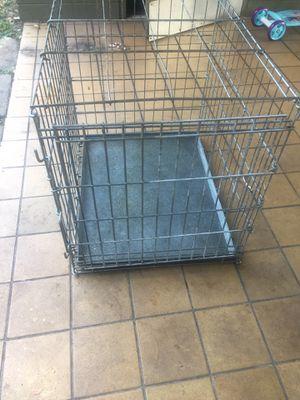 Small dog crate for Sale in Orlando, FL